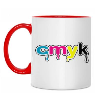 Кружка CMYK