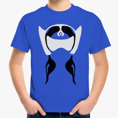 Детская футболка Overwatch, Symmetra (Симметра)
