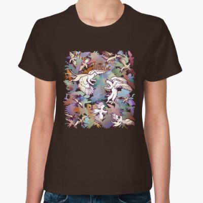 Женская футболка My Tribe - Моя стая