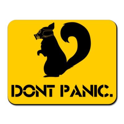Коврик для мыши Без паники