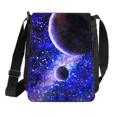 Сумка-планшет Space Galaxy Planets