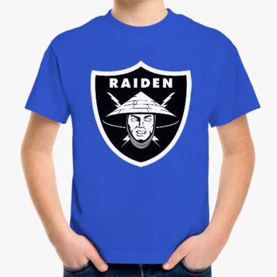 Детская футболка Raiden Raiders