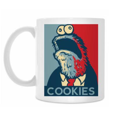 Кружка COOKIES - Печеньки