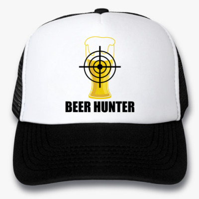 Кепка-тракер Beer Hunter