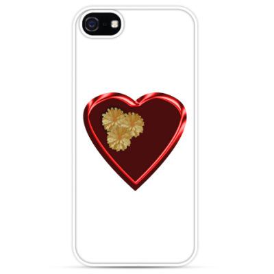 Чехол для iPhone Я люблю
