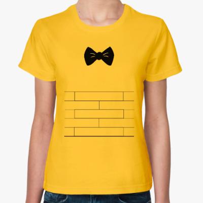 Женская футболка Bill Shirt! Фолз