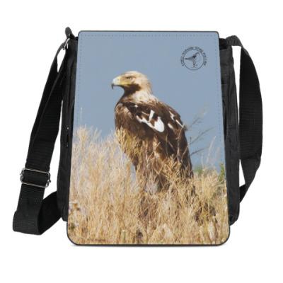 Сумка-планшет Могильник или солнечный орёл