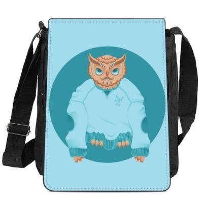 Сумка-планшет Animal Fashion: O is for Owl