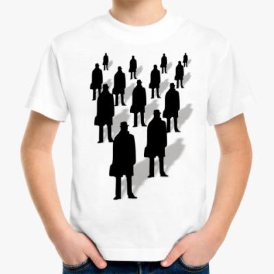Детская футболка Клерки ночи