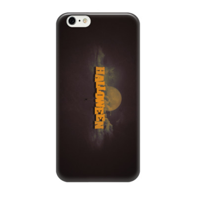 Чехол для iPhone 6/6s Halloween