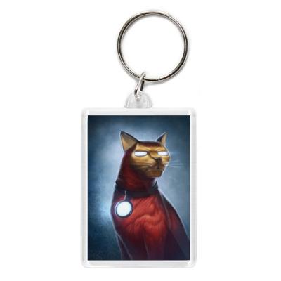 Брелок Iron Cat