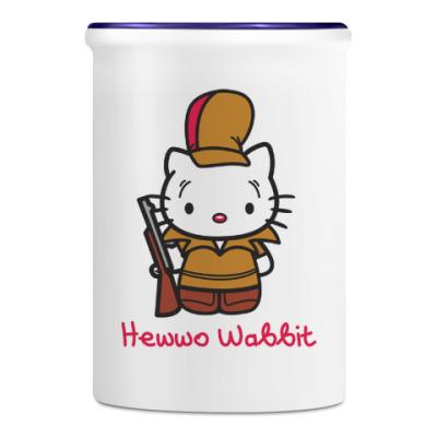 Подставка для ручек и карандашей Hawwo Wabbit