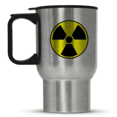 Кружка-термос Радиация