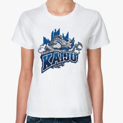 Классическая футболка Кайдзю