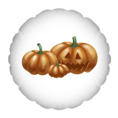 Подушка Тыковки на Хэллоуин