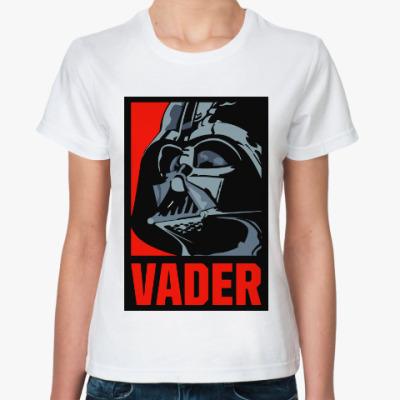 Классическая футболка Дарт Вейдер (Звёздные войны)