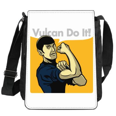 Сумка-планшет Vulcan do it!