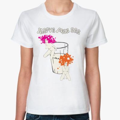 Классическая футболка Clockwork orange