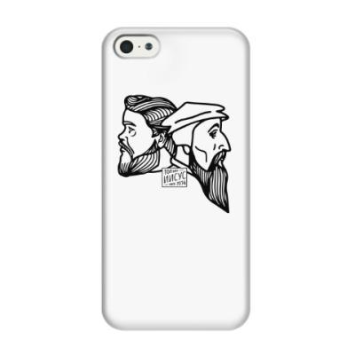 Чехол для iPhone 5/5s Сперджен и Кальвин