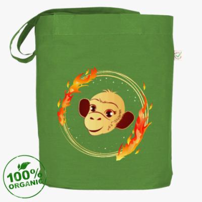 Сумка Огненная обезьяна