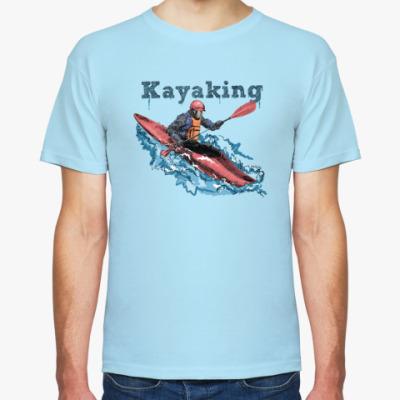 Футболка Каякинг