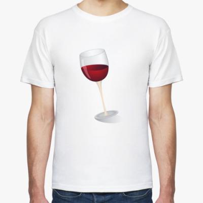 Футболка Вино