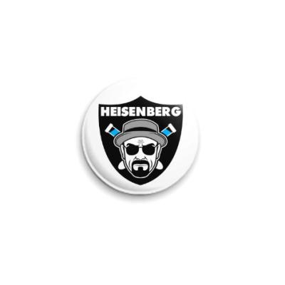 Значок 25мм Heisenberg Raiders