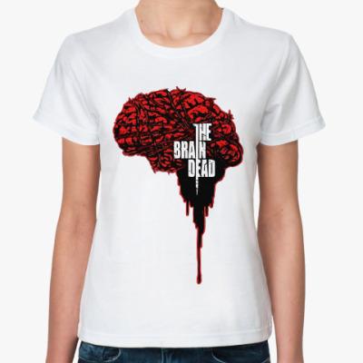 Классическая футболка Мертвый мозг