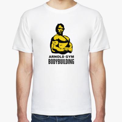 Футболка Arnold - Bodybuilding