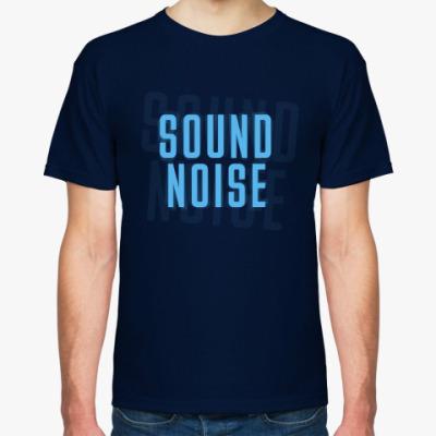 Футболка Звуковой шум