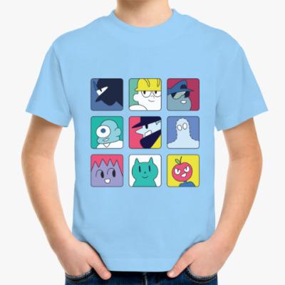Детская футболка Steven Universe GUYS  Вселенная Стивена