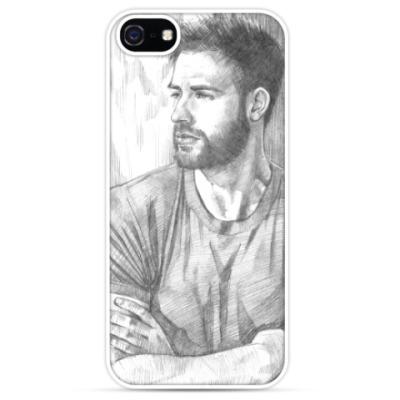 Чехол для iPhone Chris Evans