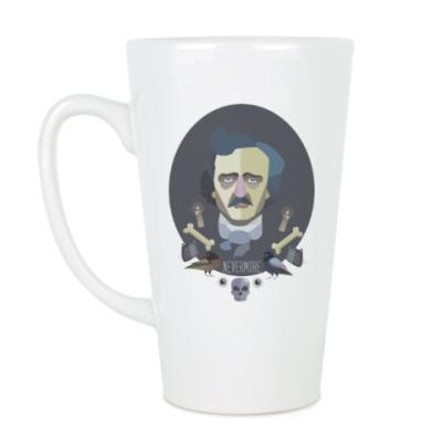 Чашка Латте Nevermore