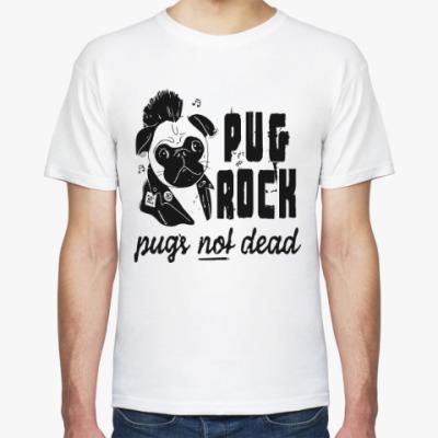 Футболка Pug Rock