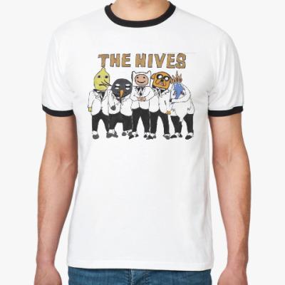 Футболка Ringer-T The Hives