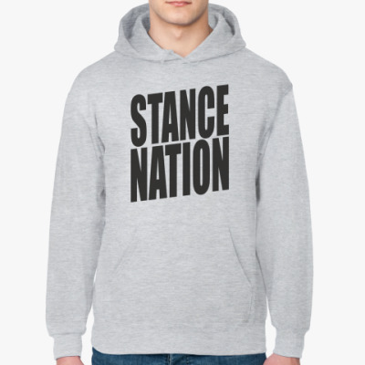 Толстовка худи stance:nation