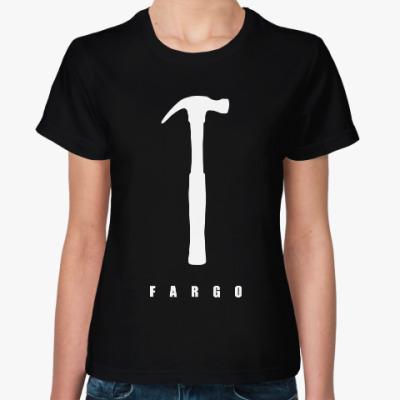 Женская футболка Fargo