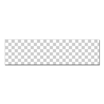 Наклейка (стикер) TransParent