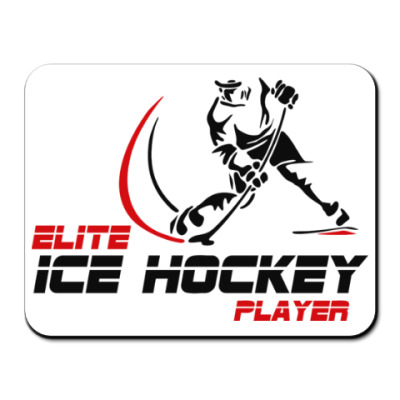 Elite Ice hockey player
