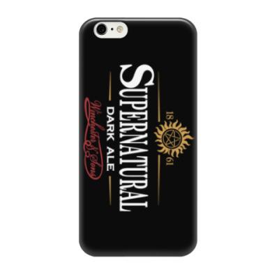 Чехол для iPhone 6/6s Supernatural - Темный эль