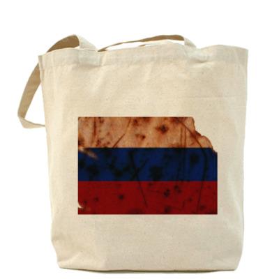 Сумка Российский флаг