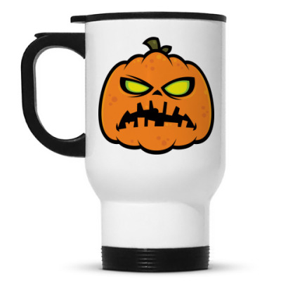Кружка-термос Zombie Pumpkin