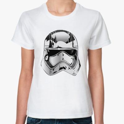 Классическая футболка Капитан Фазма