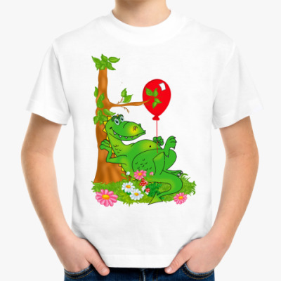 Детская футболка Дракоша