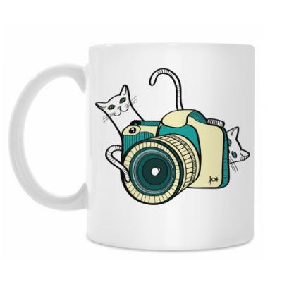 Кружка Фото-кото