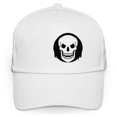Кепка бейсболка Череп, skull