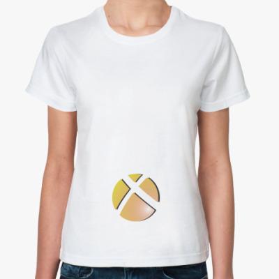 Классическая футболка  X-ball