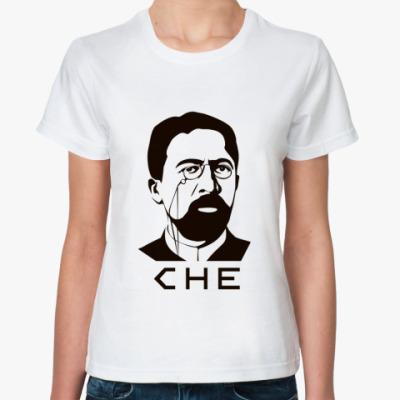 Классическая футболка чехов