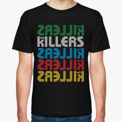 Футболка The Killers