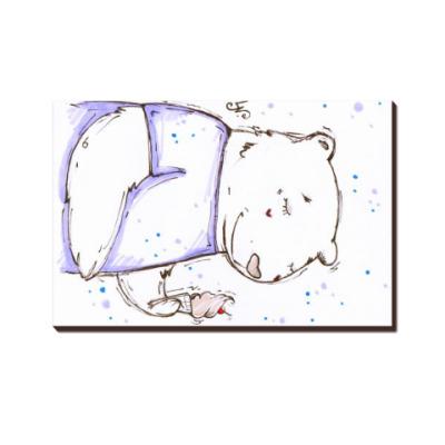 Медведь с мороженым